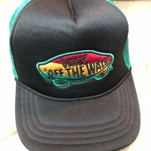 Vans Rasta SnapBack Hat